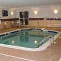Swimming pool at Hampton Inn & Suites Casper