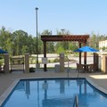 Swimming pool at Hampton Inn & Suites Center Texas