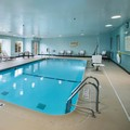 Swimming pool at Hampton Inn & Suites Chicago / Lincolnshire