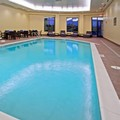 Swimming pool at Hampton Inn & Suites Chicago / Mt. Prospect