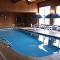 Swimming pool at Hampton Inn & Suites Chillicothe