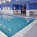 Swimming pool at Hampton Inn & Suites Cincinnati Mason