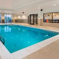 Swimming pool at Hampton Inn & Suites Cincinnati / Uptown Universit