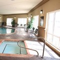 Swimming pool at Hampton Inn & Suites Cleburne