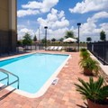 Swimming pool at Hampton Inn & Suites Clermont