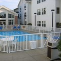 Swimming pool at Hampton Inn & Suites Cleveland / Independence