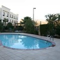 Swimming pool at Hampton Inn & Suites College Station