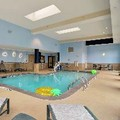 Swimming pool at Hampton Inn & Suites Dallas Dfw Arpt W Sh 183 Hurs