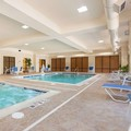 Swimming pool at Hampton Inn & Suites Detorit Chesterfield