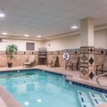 Swimming pool at Hampton Inn & Suites Downtown Knoxville