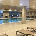Swimming pool at Hampton Inn & Suites Downtown St. Paul