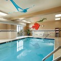 Swimming pool at Hampton Inn & Suites Ephrata