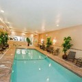 Swimming pool at Hampton Inn & Suites Exeter