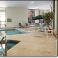 Swimming pool at Hampton Inn & Suites Fairfield