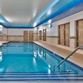 Swimming pool at Hampton Inn & Suites Flint / Grand Blanc