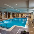 Swimming pool at Hampton Inn & Suites Foxborough / Mansfield