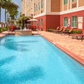 Swimming pool at Hampton Inn & Suites Ft. Lauderdale Miramar