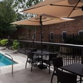 Swimming pool at Hampton Inn & Suites Gainesville Downtown