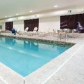 Swimming pool at Hampton Inn & Suites Grove City