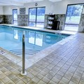 Pool image of Hampton Inn & Suites Harrisburg North