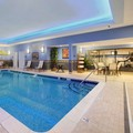 Swimming pool at Hampton Inn & Suites Hartford / Farmington
