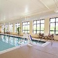 Swimming pool at Hampton Inn & Suites Hopkinsville