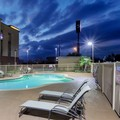 Swimming pool at Hampton Inn & Suites I 10 East