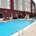 Swimming pool at Hampton Inn & Suites Jacksonville Nc