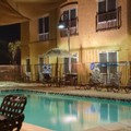 Swimming pool at Hampton Inn & Suites Lodi