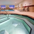 Swimming pool at Hampton Inn & Suites Minot Airport