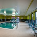 Swimming pool at Hampton Inn & Suites Mishawaka at Heritage Square