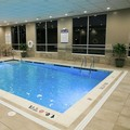 Swimming pool at Hampton Inn & Suites Mount Laurel / Moorestown Nj