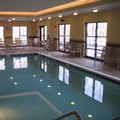 Swimming pool at Hampton Inn & Suites Mt. Vernon / Belvoir / Alexan
