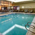 Swimming pool at Hampton Inn & Suites Mulvane / Kansas Star Casino