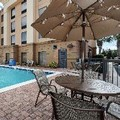 Swimming pool at Hampton Inn & Suites Navarre