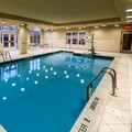 Swimming pool at Hampton Inn & Suites New York / Staten Island