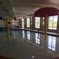 Swimming pool at Hampton Inn & Suites Okc Airport