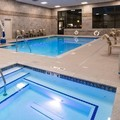 Swimming pool at Hampton Inn & Suites Olympia Lacey