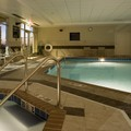 Swimming pool at Hampton Inn & Suites Omaha Sw / La Vista