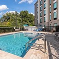 Swimming pool at Hampton Inn & Suites Orlando Apopka