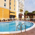 Swimming pool at Hampton Inn & Suites Orlando North Altamonte
