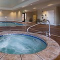 Swimming pool at Hampton Inn & Suites Page / Lake Powell
