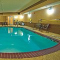 Swimming pool at Hampton Inn & Suites Palestine