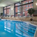 Swimming pool at Hampton Inn & Suites Pittsburgh Downtown