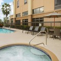 Swimming pool at Hampton Inn & Suites Port St. Lucie