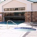 Swimming pool at Hampton Inn & Suites Pueblo Southgate
