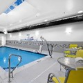 Swimming pool at Hampton Inn & Suites Raleigh Downtown