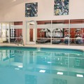 Swimming pool at Hampton Inn & Suites Rochester / Victor