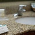 Swimming pool at Hampton Inn & Suites Rockland