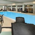 Swimming pool at Hampton Inn & Suites Schererville